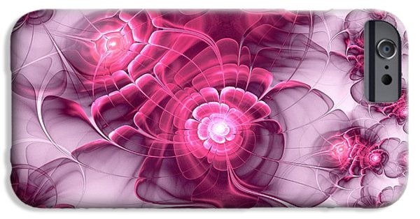 Design iPhone Cases - Sweet Sakura iPhone Case by Anastasiya Malakhova