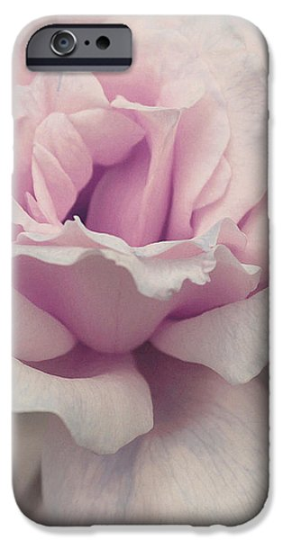 Floral Photographs iPhone Cases - Sweetly Kissed iPhone Case by  The Art Of Marilyn Ridoutt-Greene