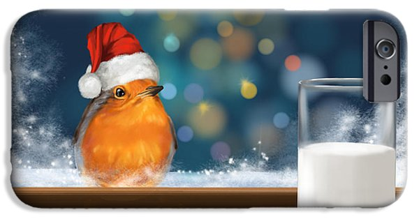 Recently Sold -  - Birds iPhone Cases - Sweetness iPhone Case by Veronica Minozzi