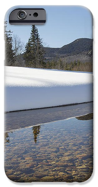 Swift River - Albany New Hampshire USA iPhone Case by Erin Paul Donovan