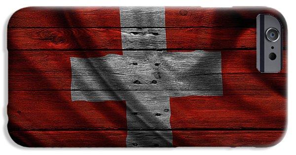 Switzerland iPhone Cases - Switzerland iPhone Case by Joe Hamilton