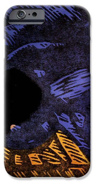 Sympathetic Magic 3 iPhone Case by Philip Slagter