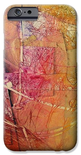 Symphony I iPhone Case by Elizabeth Carr