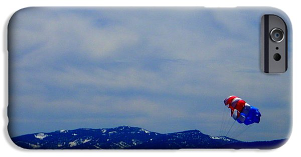 Matting iPhone Cases - Tahoe Recreation iPhone Case by Bobbee Rickard