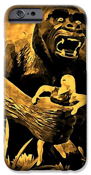 Halifax Art Work iPhone Cases - Take 327 iPhone Case by John Malone