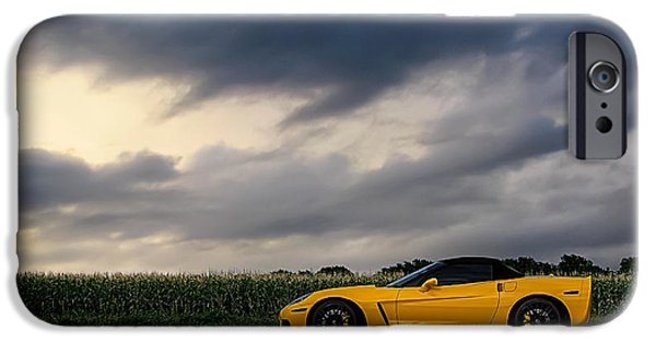 Storm iPhone Cases - Take the Long Way iPhone Case by Douglas Pittman