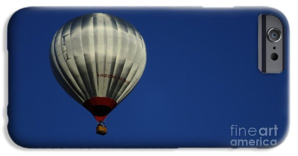 United States iPhone Cases - Take to the sky iPhone Case by Chandra Nyleen