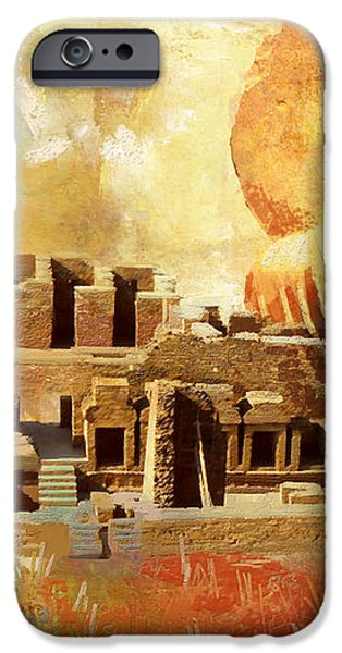 Takhat Bahi UNESCO World Heritage Site iPhone Case by Catf