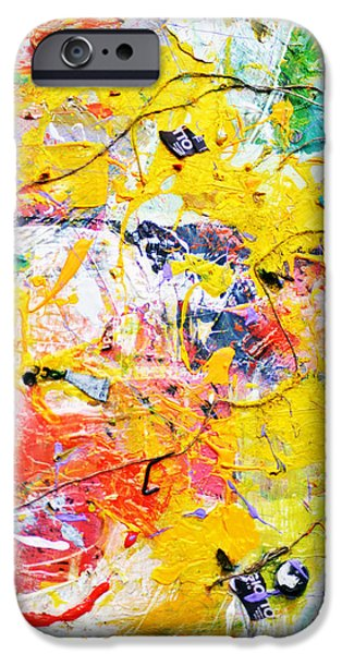 Robert Daniels iPhone Cases - Taking Flight iPhone Case by Robert Daniels