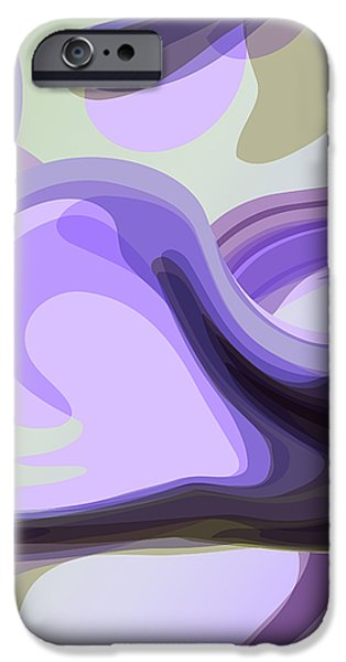 Talk To Me 2 iPhone Case by Angelina Vick