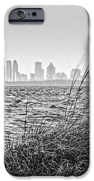 Tampa Across The Bay iPhone Case by Marvin Spates