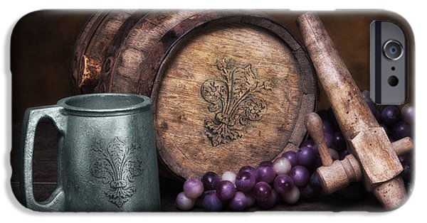 Tankard iPhone Cases - Tankard of Drink Still Life iPhone Case by Tom Mc Nemar