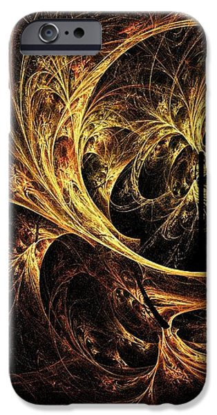 Tapestry iPhone Case by Elizabeth McTaggart