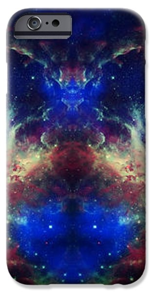 Tarantula Nebula Reflection iPhone Case by The  Vault - Jennifer Rondinelli Reilly