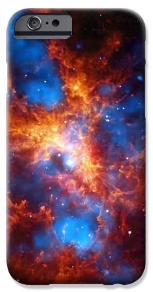 Tarantula Nebula iPhone Case by The  Vault - Jennifer Rondinelli Reilly