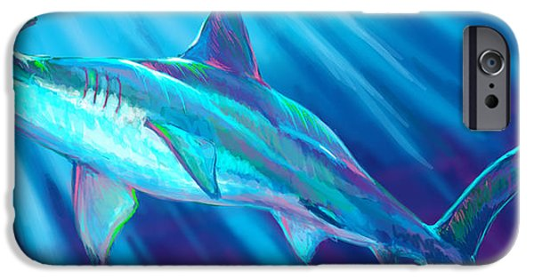 Redfish iPhone Cases - Tarpon season  iPhone Case by Yusniel Santos