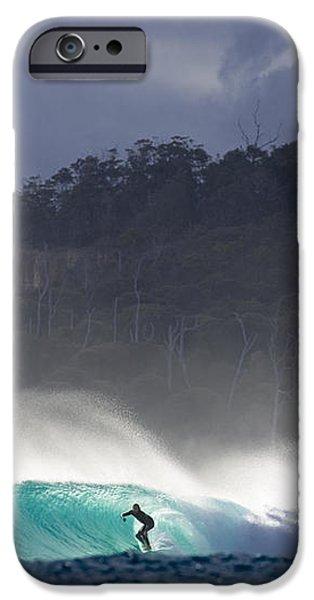 Tasmania Dream iPhone Case by Sean Davey