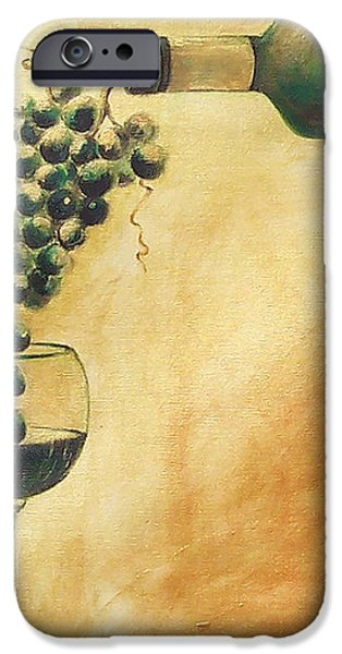 Taste of Life iPhone Case by Sheri  Chakamian