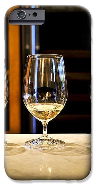 Tasting wine iPhone Case by Elena Elisseeva
