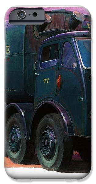 Tate and Lyle Foden. iPhone Case by Mike  Jeffries