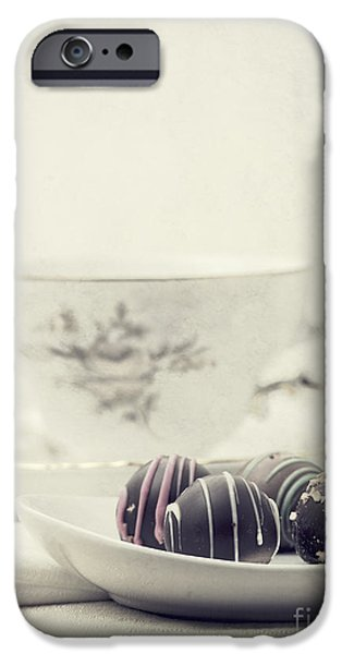 Pouring iPhone Cases - Tea Break iPhone Case by Edward Fielding