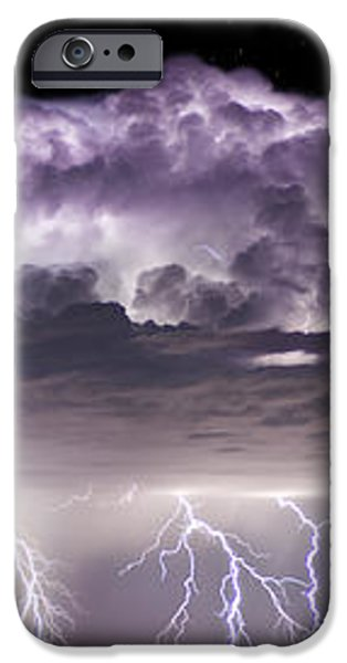 Tempest - CraigBill.com - Open Edition iPhone Case by Craig Bill