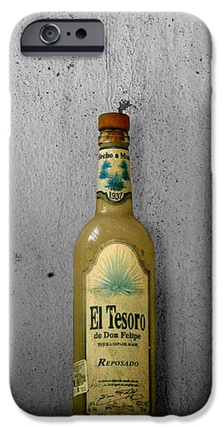Tequila And Vino Tinto iPhone Case by Cheryl Young