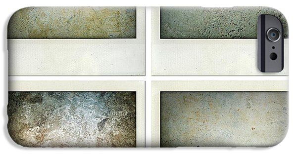 Flooring iPhone Cases - Textures iPhone Case by Les Cunliffe