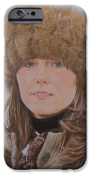 Kate Middleton iPhone Cases - That hat iPhone Case by Gary Fernandez