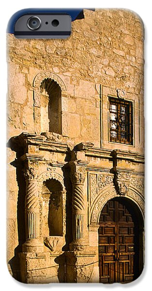 The Alamo iPhone Case by Inge Johnsson