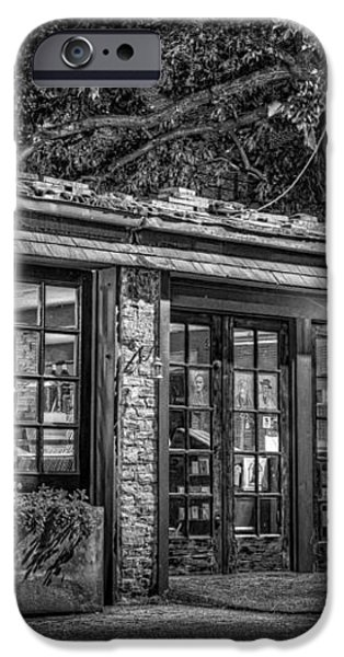 The Alley Gallery iPhone Case by Scott Norris