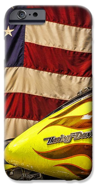 The American Ride iPhone Case by Jeff Swanson