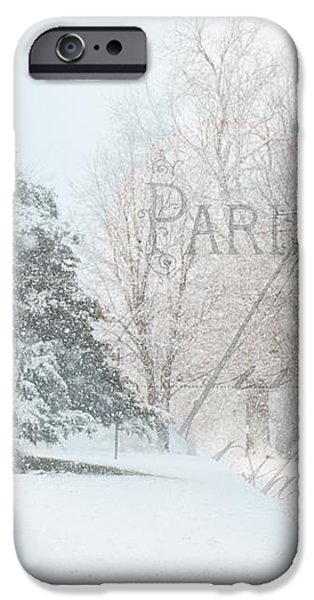 The Art of Nature iPhone Case by Betty LaRue