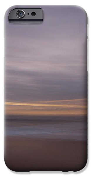 The Beach iPhone Case by Peter Tellone