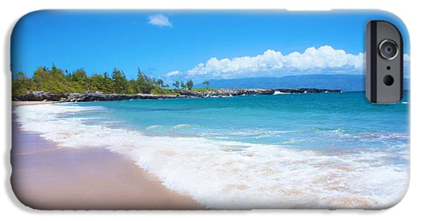 Beach iPhone Cases - The Beach iPhone Case by Sheela Ajith