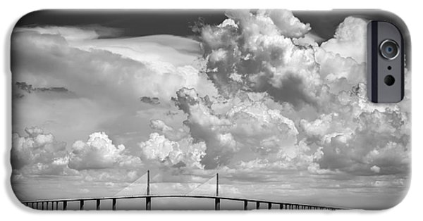 Recently Sold -  - Summer iPhone Cases - The Beautiful Skyway iPhone Case by Marvin Spates