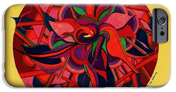 Self Discovery iPhone Cases - The Blooming iPhone Case by Suzi Gessert