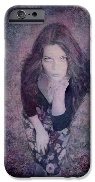 The Blown Kiss iPhone Case by Loriental Photography