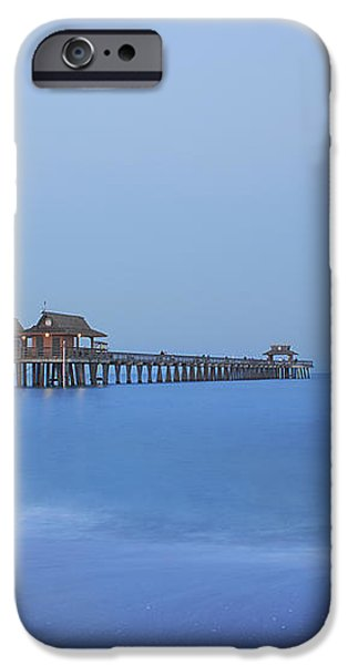 The Blue Hour iPhone Case by Kim Hojnacki