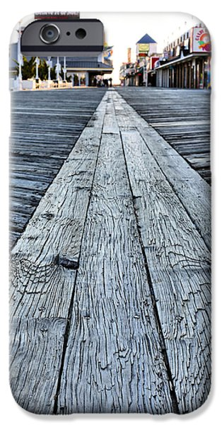 The Boardwalk iPhone Case by JC Findley