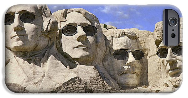 President iPhone Cases - The Boys Of Summer 2 Panoramic iPhone Case by Mike McGlothlen