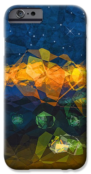 The Campsite iPhone Case by Wendy J St Christopher