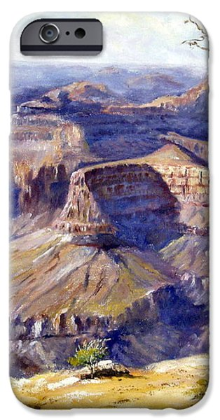 The Canyon iPhone Case by Lee Piper
