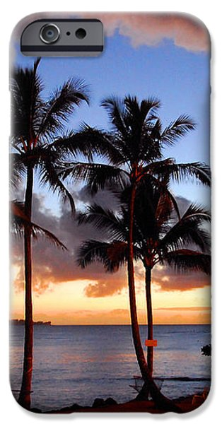 The Center of the Storm iPhone Case by Lynn Bauer
