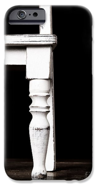 The Chair iPhone Case by Edward Fielding