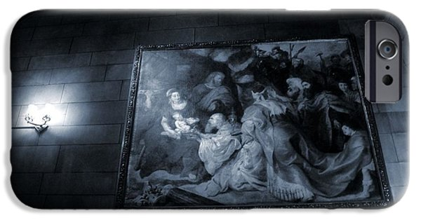 Miracle iPhone Cases - The Church Renaissance Art iPhone Case by Dan Sproul