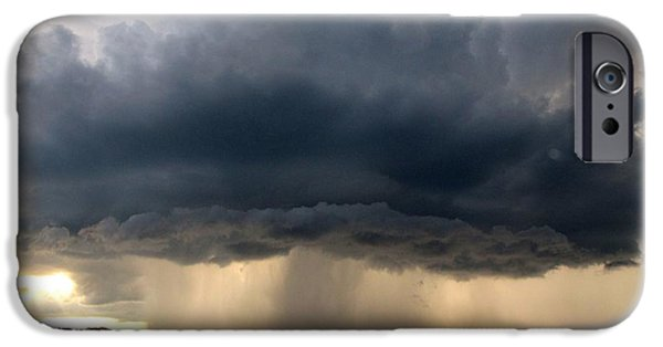Garrison Cove iPhone Cases - The Cloud iPhone Case by Donnie Freeman