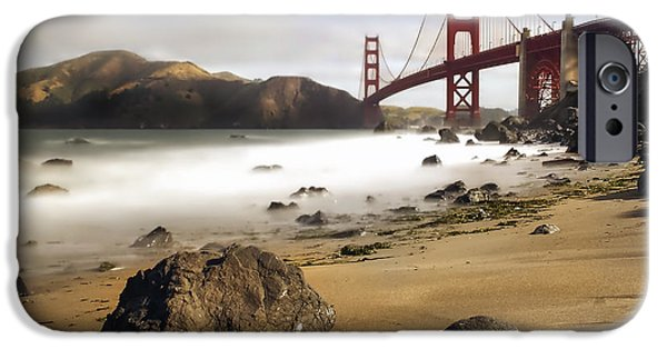 Headland iPhone Cases - The Collection of Liquid iPhone Case by Sean Foster