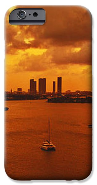 The color of passion iPhone Case by Michael Guirguis