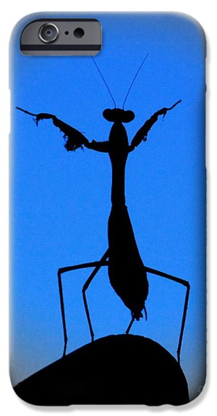 The Conductor iPhone Case by Patrick Witz